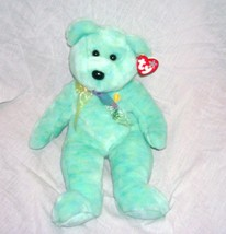 Ty ARIEL The Bear Beanie Buddy Plush NEW WITH TAG! 2001 - $14.96