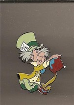 Madd Hatter Tea Time Authentic Disney  Alice  in Wonderland pin No Card pin - $29.02