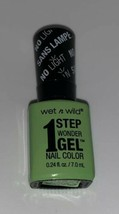 Wet n Wild 1 Step Wonder Gel Nail Color WASA-Be With You (704). NEW. IB:#411 - $10.66