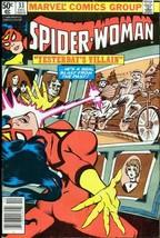 SPIDER-WOMAN #33 (1978 Series) - $1.00