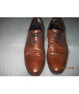 ALLEN EDMONDS men's Brown 'Clifton' Oxfords US 11 - D  - $55.00