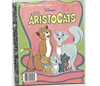 Golden book 1 aristocats