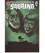 Archie Chilling Adventures Of Sabrina #1 Rosemary's Baby Horror Variant ... - $11.95