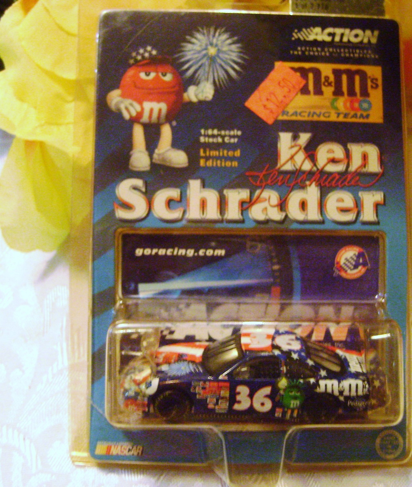 Primary image for Ken Schrader Limited Edition 2001 Grand Prix 4th of July
