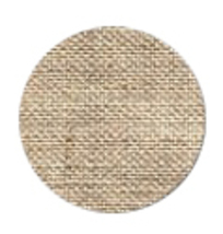 Country French Latte variegated 16ct Aida 36x25 cross stitch fabric Wichelt - $22.50
