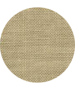 Country French Golden Needle 32ct linen 36x27 cross stitch fabric Wichelt - $37.80