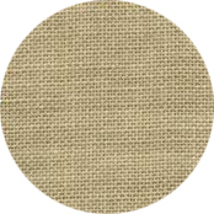 Country French Golden Needle 32ct linen 13x18 cross stitch fabric Wichelt - $9.45