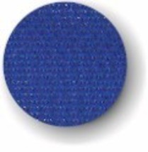 Royal Xmas Blue 28ct linen 18x27 cross stitch fabric Wichelt - $18.90