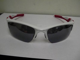 Oakley sunglasses fast jacket 2.0 red white frame black lenses MLBP 2014 - $133.59