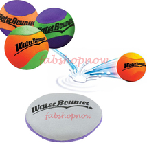 Water Bouncer Ball The Bullet and/or Water Bouncer Skimmer Disc - 2-Pack - $22.00
