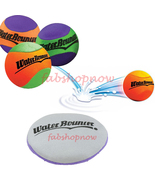Water Bouncer Ball The Bullet and/or Water Bouncer Skimmer Disc - 2-Pack - $15.00