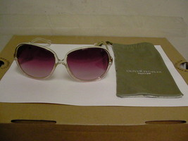 Authentic oliver people sunglasses sabina CRY/RL  Roselina Clear - $138.55