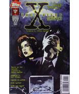 "The X Files Season One ""Deep Throat""  VF-NM (9.0-9.5)  1997  TOPPS COMICS - $10.92"