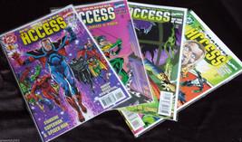 All Access Comic Books Lot Full Run VF/NM (9.0-9.5) DC & Marvel Comics  '96-'97 - $22.50