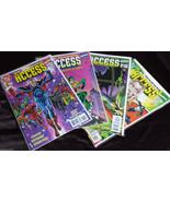 All Access Comic Books Lot Full Run VF/NM (9.0-9.5) DC & Marvel Comics  ... - $21.38