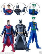 BANDAI Superman Batman & The Joker SPRUKITS Pos... - $47.49