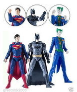 BANDAI Superman Batman & The Joker SPRUKITS Poseable Model Kit DC COMICS... - £35.20 GBP