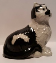 Wade 1994 Burslem The Factory Cat 1st Collectors Club Piece Very Hard To Find - $39.59