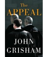 The Appeal by John Grisham 2008 Paperback Legal Thriller - $5.00