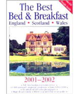 The Best Bed and Breakfast 2001 : England, Scotland, Wales Paperback 200... - $5.00