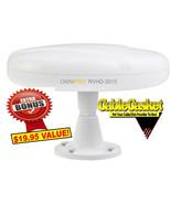 LAVA RV HD-2015 Omnipro RV & Marine UHF/VHF HD TV Antenna - $149.95