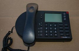 Shoretel IP230 VOIP BLACK DISPLAY Phone SEV 230 IP 10 no base stand - $39.20