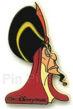 Disney Aladdin Villain Jafar Profile Cast Lanyard Series 2 pin - $9.79