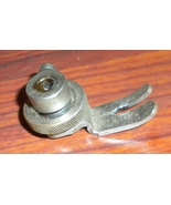 Vintage New Home Series R Presser Foot Clamp w/Straight Stitch Foot - $20.00