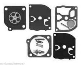 Zama repair kit carburetor Mac EAGER BEAVER 2014 2016 2316 3818 2116 saw - $16.39