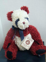"Boyds Bears ""GEORGE"" 12"" Americana Panda Bear- #93783H - RARE- NWT- 2007-Retired - $59.99"