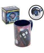 Doctor Who Coffee Mug with Hidden TARDIS, 12 Oz. - $14.84