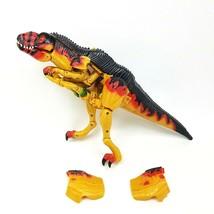 T-Rex Vintage 1999 Transformers Hasbro Animorphs TRI-Rex Dinosaur Action... - $61.80