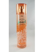 (1) Bath & Body Works Georgia Peach & Sweet Tea Fine Fragrance Mist 8oz - $8.50