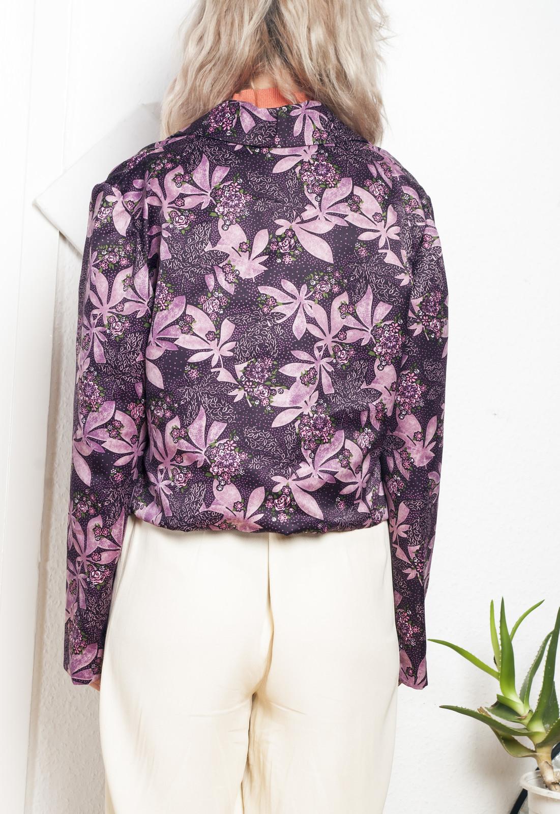 Psychedelic blazer - 60s vintage jacket