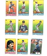 Topps Baseball Cards - (14 cards)-1989 Baseball Cards - $6.95