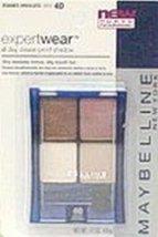 Maybelline New York Expert Wear Eyeshadow Qaud - $5.99