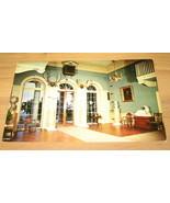 Vintage Monticello Home Of Thomas Jefferson Postcard - $9.99