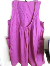 DAISY FUENTES LADIES SIZE M 2PC COVERUP NWT - $15.99