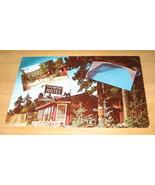 Vintage Highland Pines Motel Cascade Colorado Postcard - $9.99