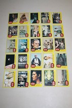 Lot of 25 Vintage Star Wars Trading cards Yellow Series 1977 - $9.46