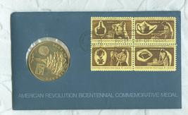 1972 Bicentennial Commemorative Medal  Mint Condition - $9.99