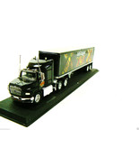 MATCHBOX BREWMASTERS Dos Equis Ford Aeromax  TRACTOR TRAILER MODEL 1:100... - $68.31