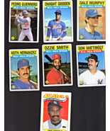 Topps 1986 Baseball Cards- lot of 16 cards - $6.95