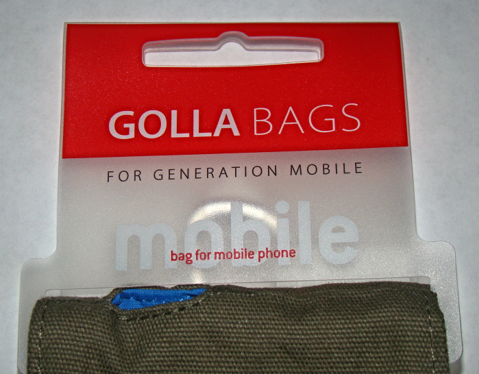 GOLLA BAGS - FOR GENERATION MOBILE - Mobile / Camera Bag