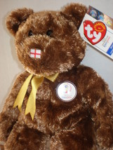 TY Beanie Buddy England CHAMPION FIFA World Cup New MWNT Collectors Quality - $9.46