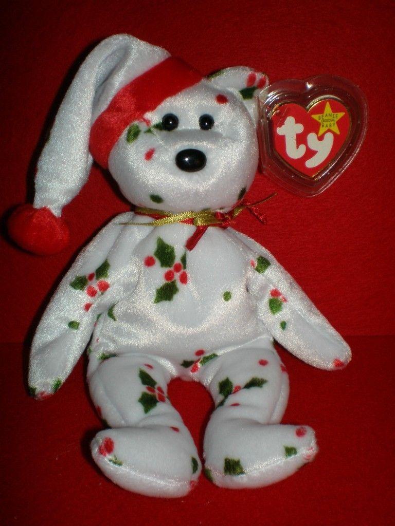 0d4d3f11416 TY Beanie Baby 1998 Holiday Teddy Bear Santa and similar items. t2ec16n  ke9s4z upibqvwoc jc 60 57