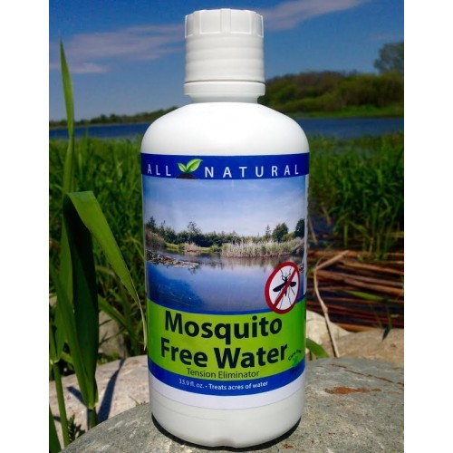 33.9 oz Care Free Enzymes Mosquito Free Water Tension Eliminator 94044