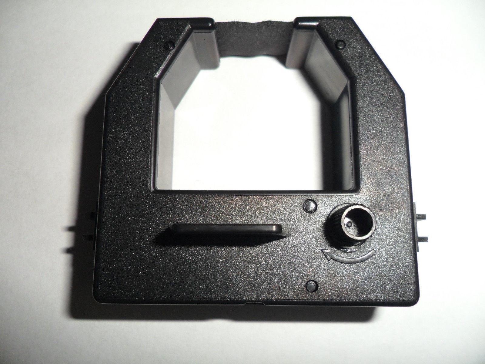 Amano BX-2000 BX2000 Time Clock Ribbon Black Replaces CE-319250