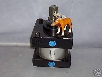 TRD Bimba Pneumatic Cylinder Q08-32565 6