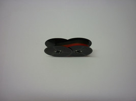 Singer T-82 T82 Model T82 Typewriter Ribbon Black and Red Twin Spool